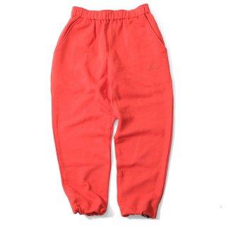 KEBOZ SWEAT PANTS ORANGE