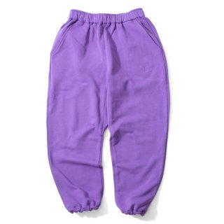 KEBOZ SWEAT PANTS PURPLE