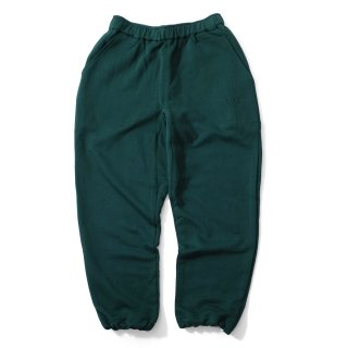 【PASSOVER EXCLUSIVE】KEBOZ SWEAT PANTS  FOREST GREEN