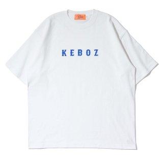 KEBOZ MF HEAVY WEIGHT TEE WHITE