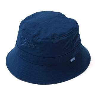 KEBOZ NYLON BACKET HAT BLUE