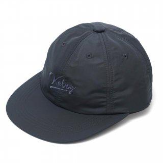 KEBOZ NYLON CAP CHARCOAL