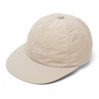 KEBOZ NYLON CAP BEIGE