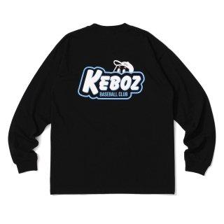 KEBOZ KBC L/S TEE BLACK