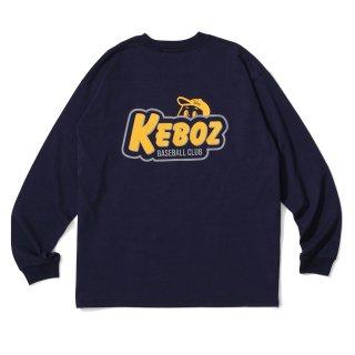 KEBOZ KBC L/S TEE NAVY