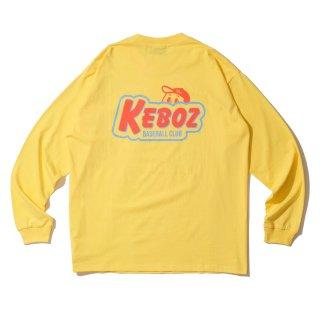 KEBOZ KBC L/S TEE LEMON