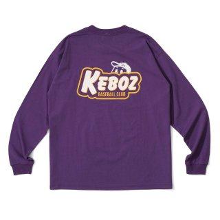 KEBOZ KBC L/S TEE PURPLE
