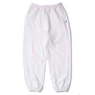 KEBOZ KBIG SWEAT PANTS WHITE