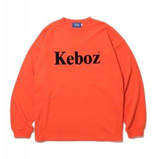 KEBOZ FKF HEAVY WEIGHT KBIG L/S ORANGE