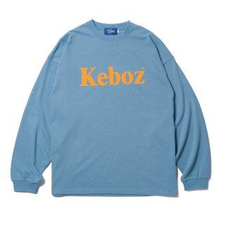 KEBOZ FKF HEAVY WEIGHT KBIG L/S SLATE BLUE