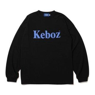 KEBOZ FKF HEAVY WEIGHT KBIG L/S BLACK