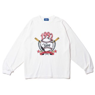 KEBOZ WSV HEAVY WEIGHT KBIG L/S WHITE