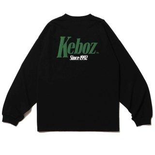 KEBOZ TM HEAVY WEIGHT KBIG L/S BLACK