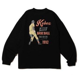 KEBOZ KAB HEAVY WEIGHT KBIG L/S BLACK
