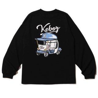 KEBOZ BPC HEAVY WEIGHT KBIG L/S BLACK