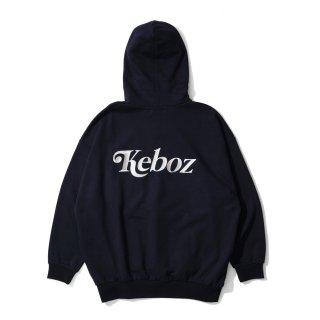 KEBOZ JB SWEAT PULLOVER NAVY