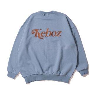 KEBOZ JB SWEAT CREWNECK SLATE BLUE