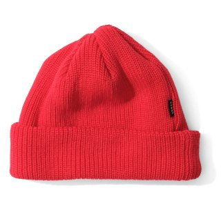 KEBOZ COTTON BEANIE RED