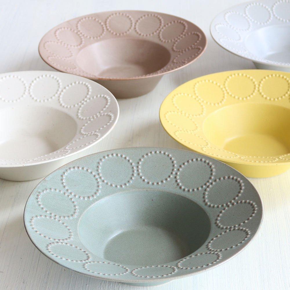 mina perhonen(ミナペルホネン)<br>tambourine(タンバリン)食器 深皿