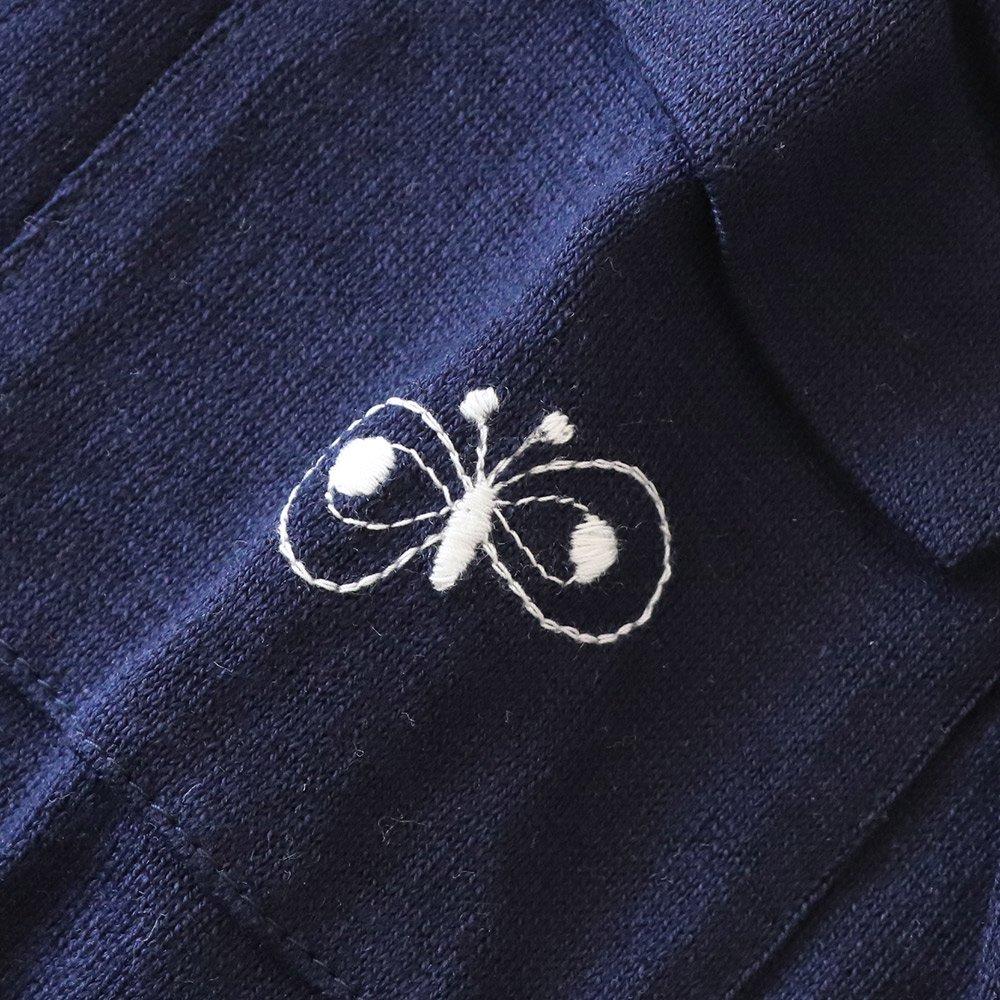 【送料無料】mina perhonen(ミナペルホネン)<br> choucho コットンワンピース