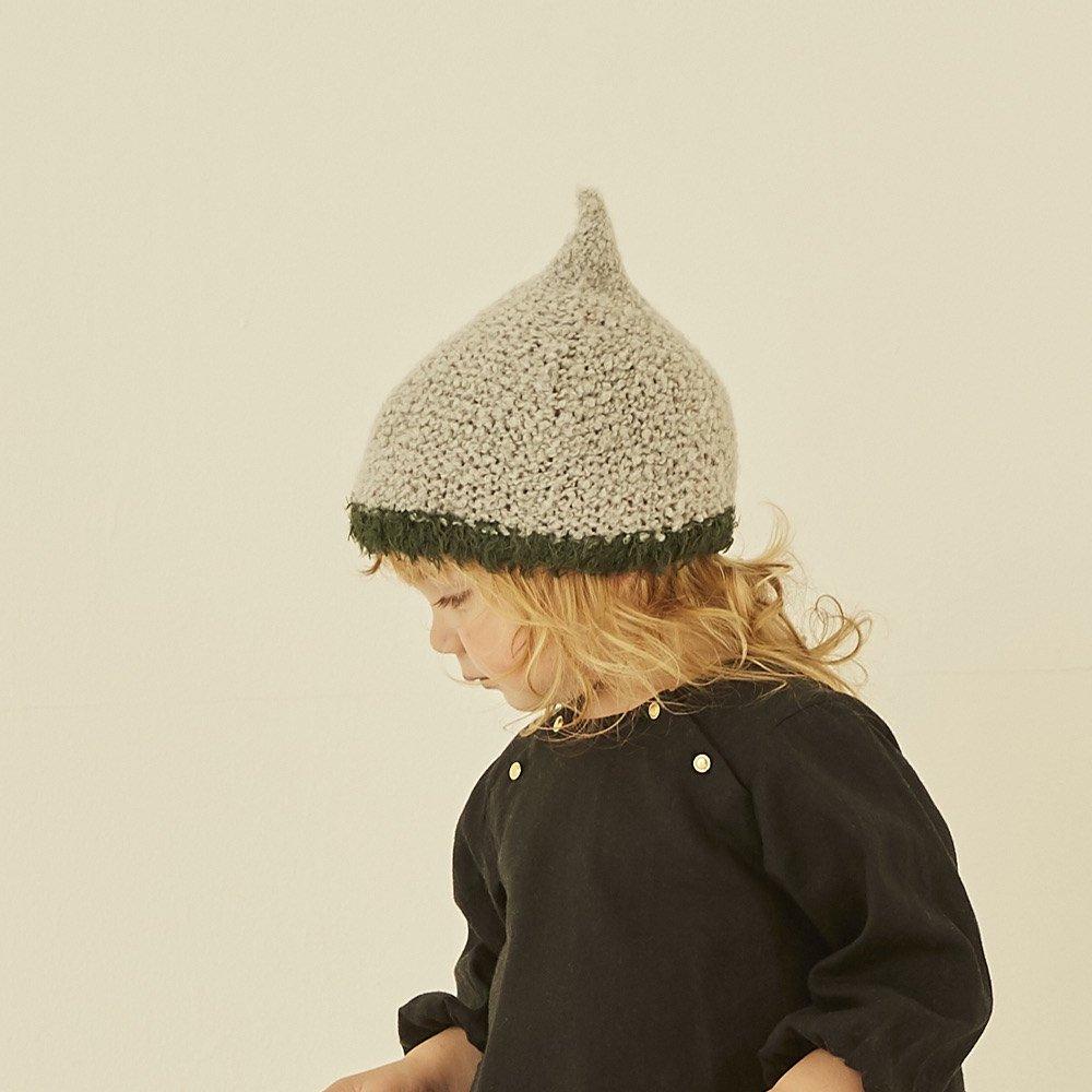 【30%OFFセール】eLfinFolk (エルフィンフォルク)<br>pygmy cap<BR>ピグミーキャップ<BR>(ニット帽、帽子)