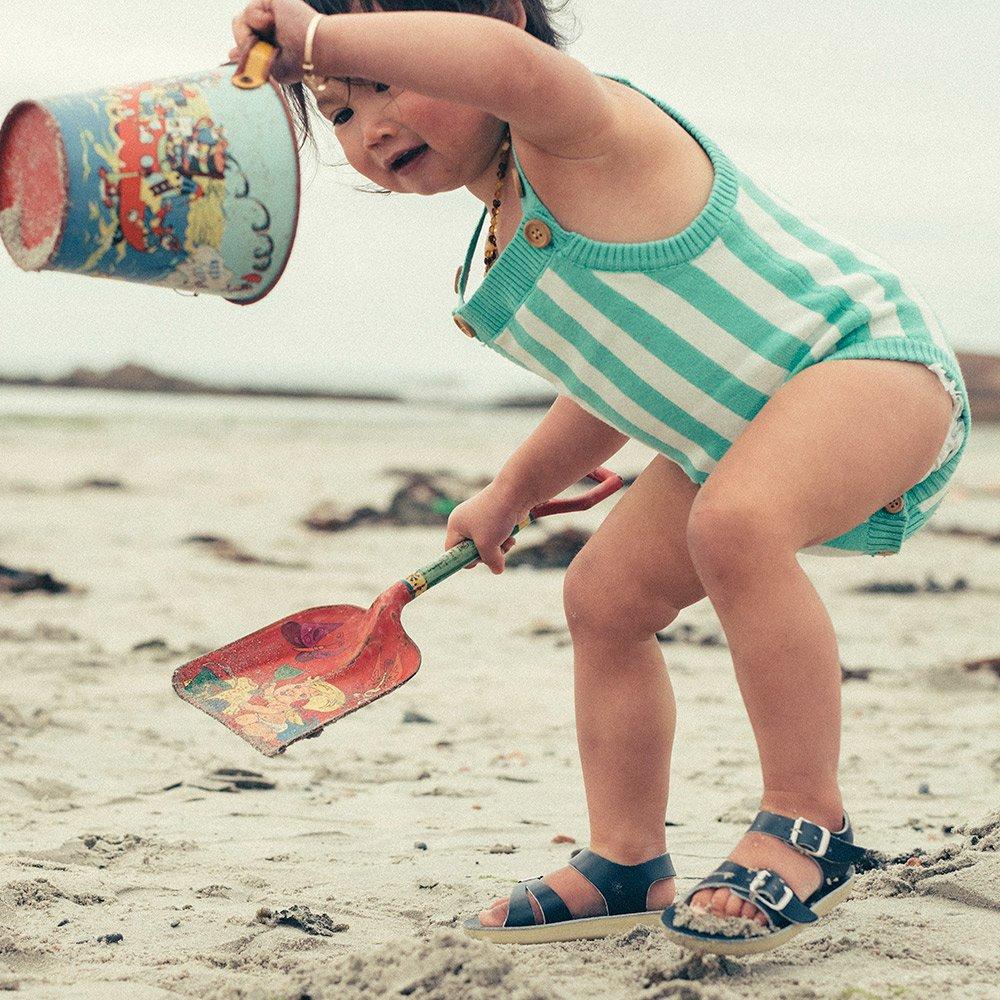 saltwater(ソルトウォーター)<br>seawee ベビーサンダル