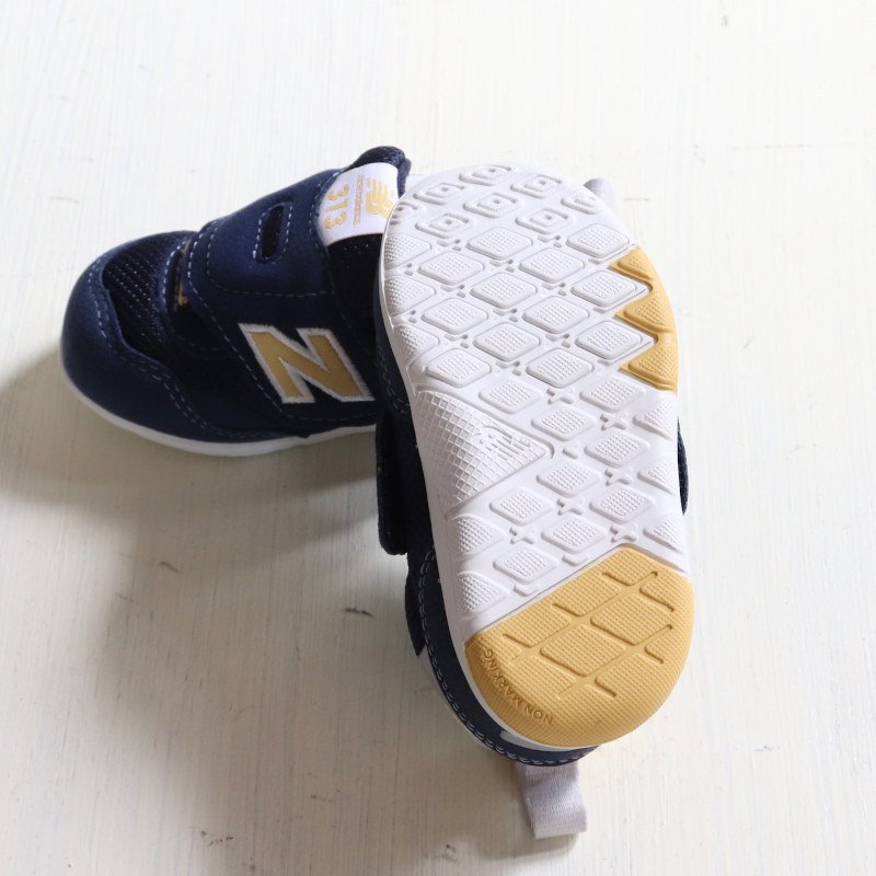 <img class='new_mark_img1' src='https://img.shop-pro.jp/img/new/icons5.gif' style='border:none;display:inline;margin:0px;padding:0px;width:auto;' />NEW BALANCE(ニューバランス)2019AW<br>IT313 FIRST NV(ベビー・インファント)<br>IT313FNV(navy/red)