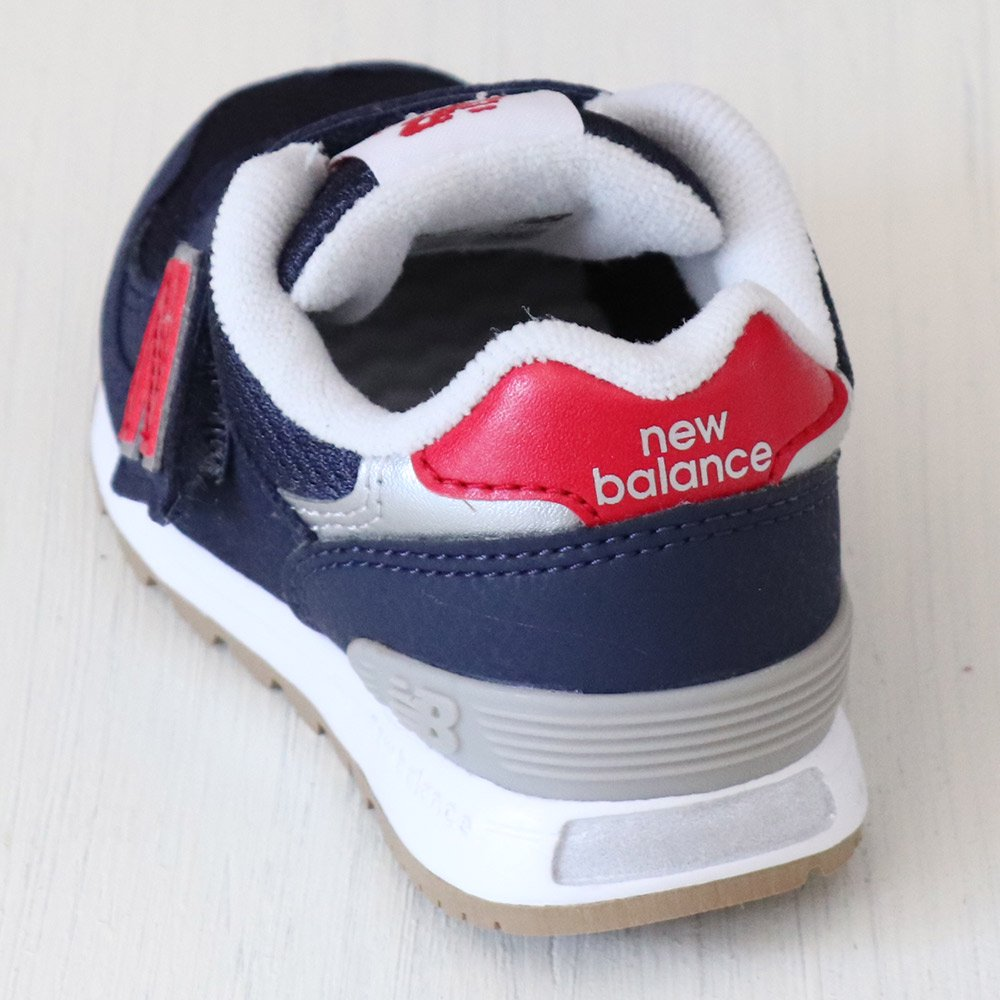<img class='new_mark_img1' src='https://img.shop-pro.jp/img/new/icons5.gif' style='border:none;display:inline;margin:0px;padding:0px;width:auto;' />NEW BALANCE(ニューバランス)2019AW<br>PO313 NV(キッズ)<br>PO313NV(navy/red)