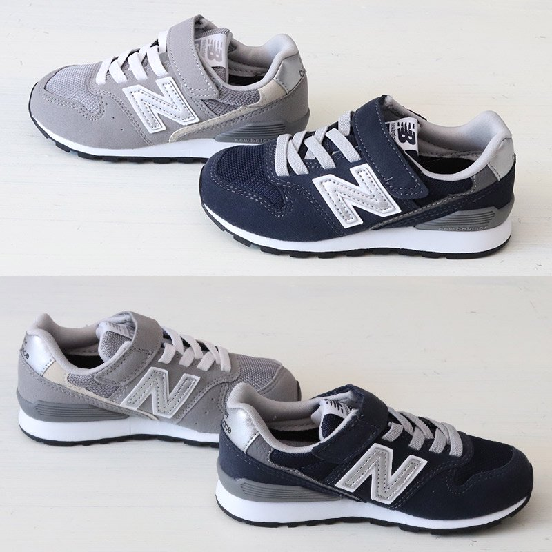 <img class='new_mark_img1' src='https://img.shop-pro.jp/img/new/icons5.gif' style='border:none;display:inline;margin:0px;padding:0px;width:auto;' />NEW BALANCE(ニューバランス)2020SS<br>YV996(キッズ・ジュニア)<br>YV996CGY(GRAY)、YV996CNV(NAVY)