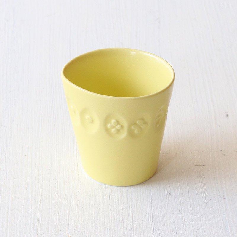 mina perhonen(ミナペルホネン) 食器 こどものうつわ 新カラー<br> choucho カップ BP7001P
