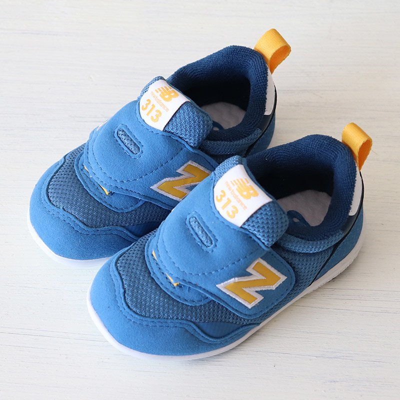 NEW BALANCE(ニューバランス)2020AW<br>IT313 FIRST BY (ベビー・インファント)<br>IT313FBY blue