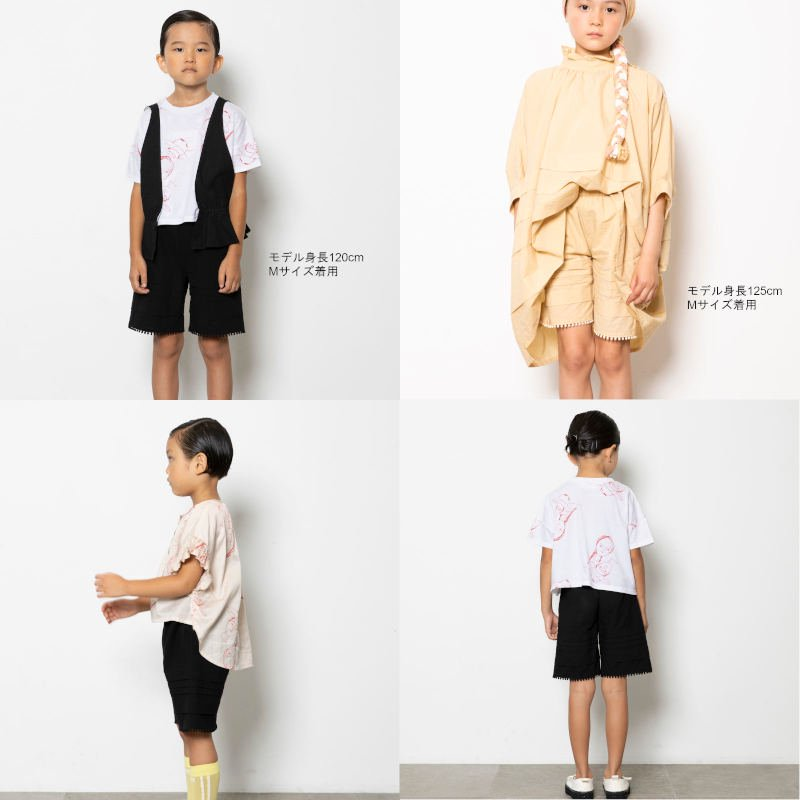 <img class='new_mark_img1' src='https://img.shop-pro.jp/img/new/icons20.gif' style='border:none;display:inline;margin:0px;padding:0px;width:auto;' />【30%OFFセール】folkmade(フォークメイド)2021SS<br>tuck short pants<BR>beige、black<BR>タックショートパンツ