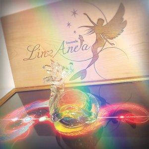 ガラスの虹龍(レインボードラゴン)〜えにしへの導き〜