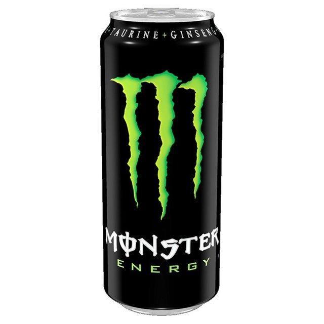 送料込】 Monster Energy 500ml (エナジードリンク) - Monster Energy(モンスター エナジー) - フリバ free birds - ヨーロッパの食品・雑貨をお手軽に通販。 8,400円以上で日本への送料無料!