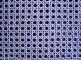 カゴメ編み1/2 60cm幅1M 白っぽい(ブリーチ