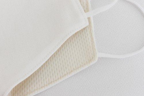 抗菌素材マスク(ホワイト)