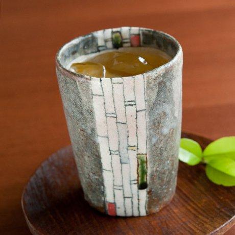 鼠志野暦手フリーカップ
