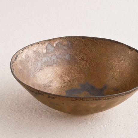 金泥釉丸小鉢