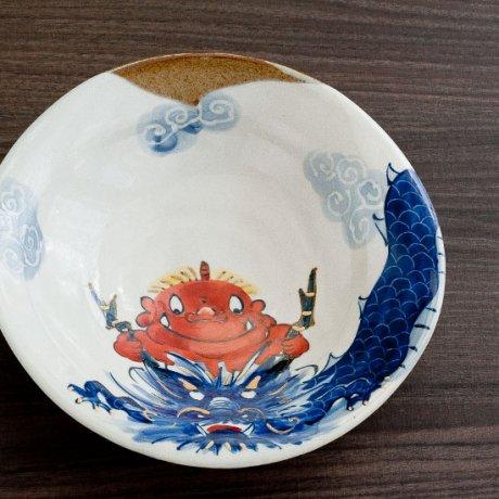 鬼と龍6.5寸なぶり鉢