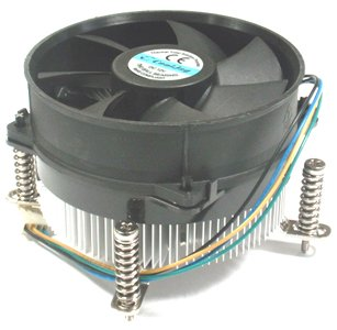 Intel Socket LGA1156/1155/1150/1151対応CoolJag製CPUクーラー