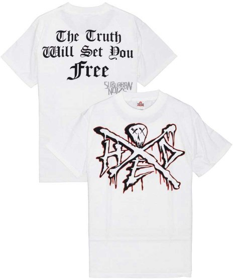 (hed)pe The Truth バンドTシャツ