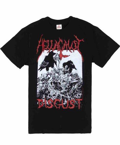 Hellacaust Disgust バンドTシャツ