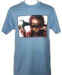マイルス デイビス ( Miles Davis ) Trumpet Stare バンドTシャツ