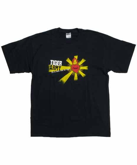 Tiger Army バンドTシャツ Hechizo