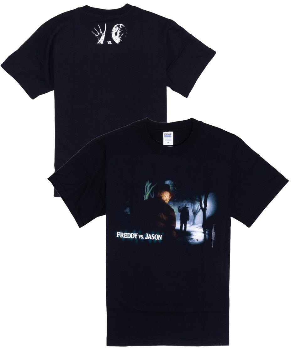 フレディー対ジェイソン ( Freddy Vs Jason ) 映画  メンズTシャツ