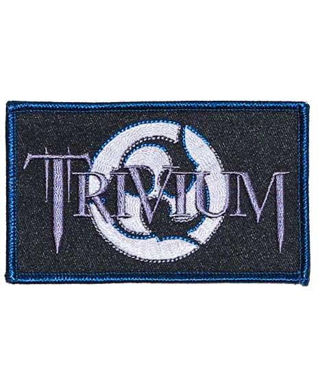 Trivium バンドワッペン ロゴ
