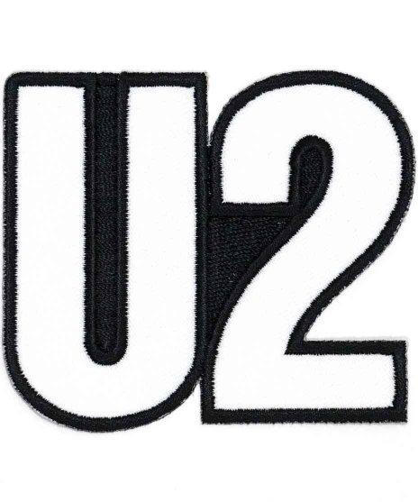 U2 バンドワッペン ロゴ