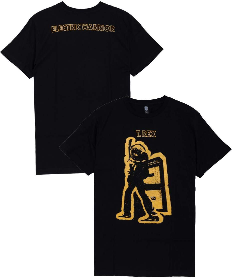 T-Rex Electric Warrior オフィシャルバンドTシャツ