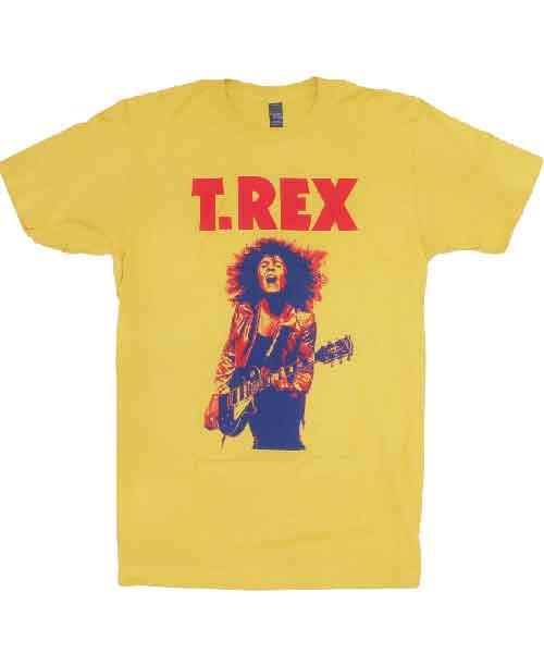 T-Rex Sunburst バンドTシャツ