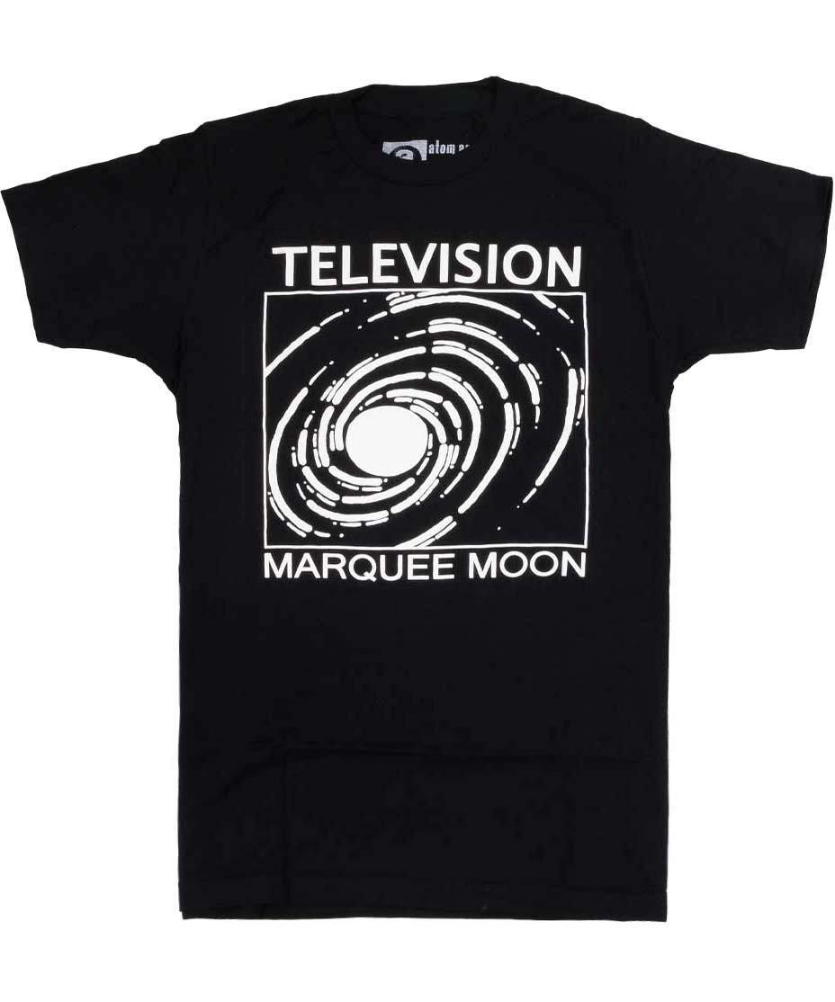 テレヴィジョン ( Television ) Marquee Moon バンドTシャツ